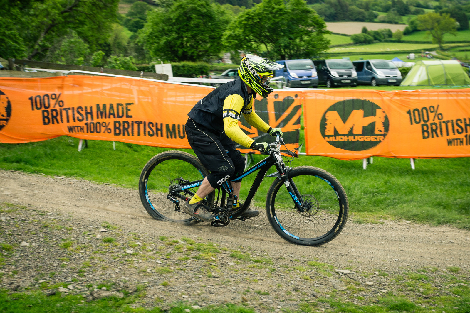 Giant Glory G-ed Out at Llangollen - G-Out Project - Llangollen BDS 2015 - Mountain Biking Pictures - Vital MTB