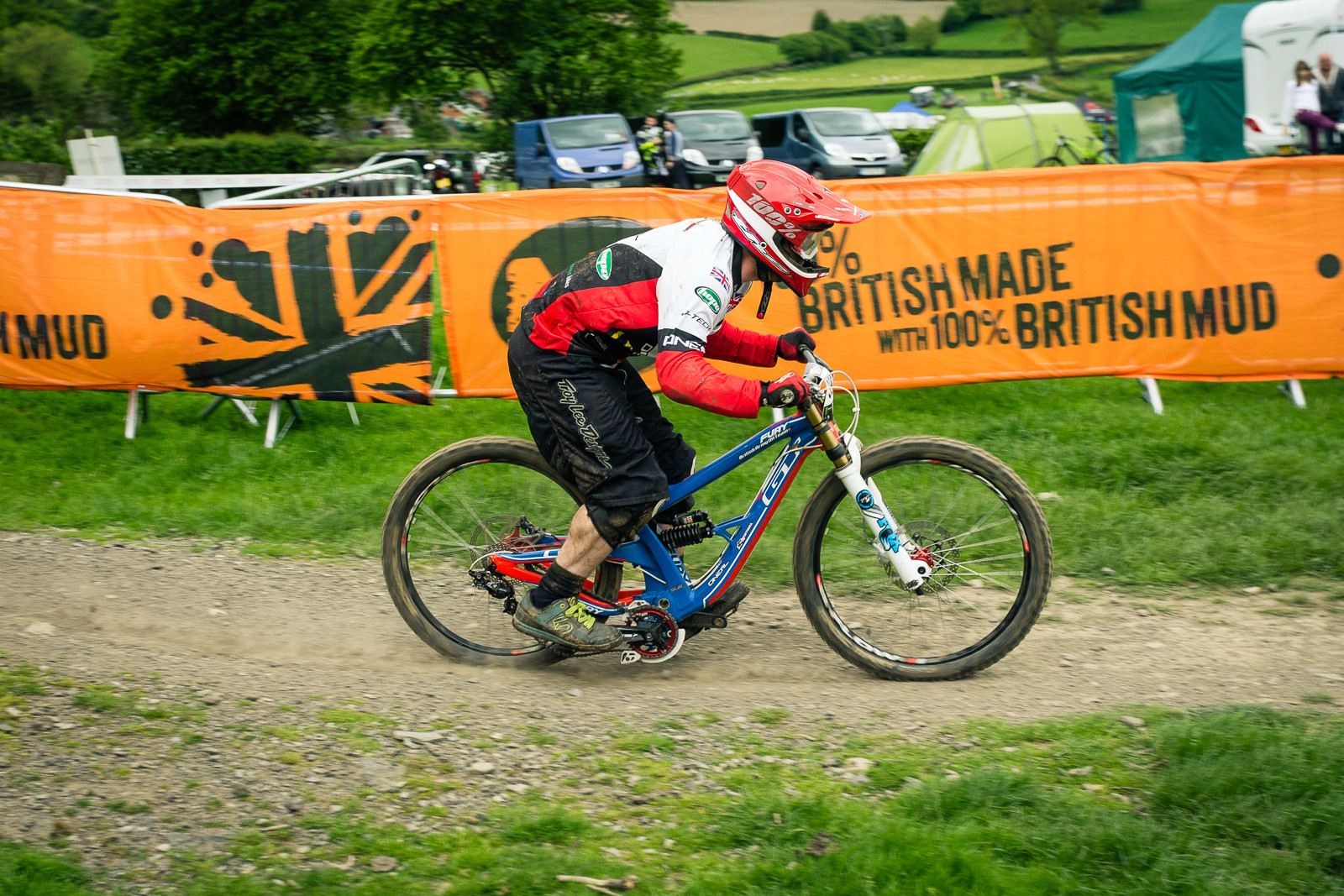 GT Fury G-ed Out at Llangollen - G-Out Project - Llangollen BDS 2015 - Mountain Biking Pictures - Vital MTB