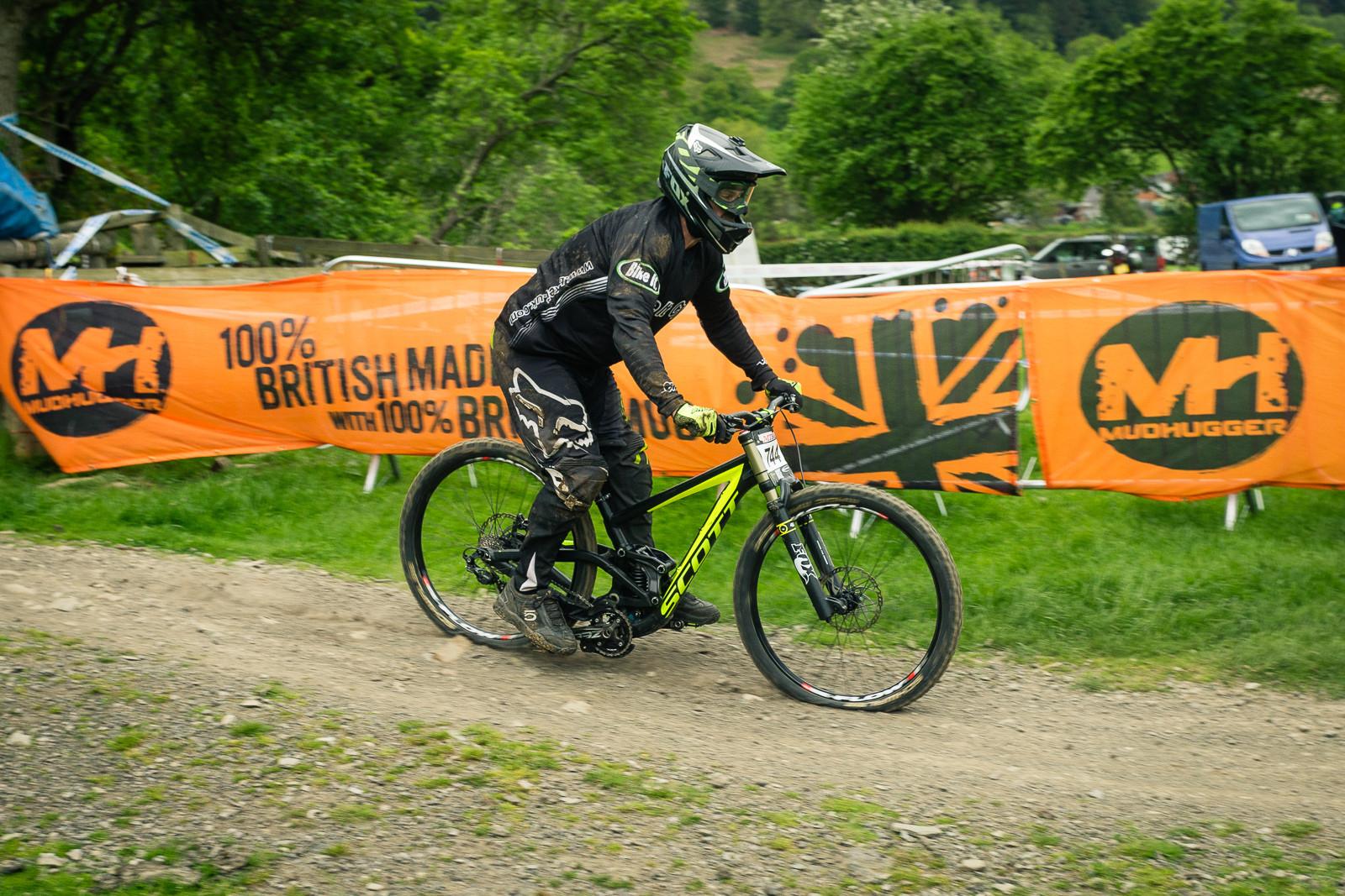 Scott Gambler G-ed Out at Llangollen - G-Out Project - Llangollen BDS 2015 - Mountain Biking Pictures - Vital MTB