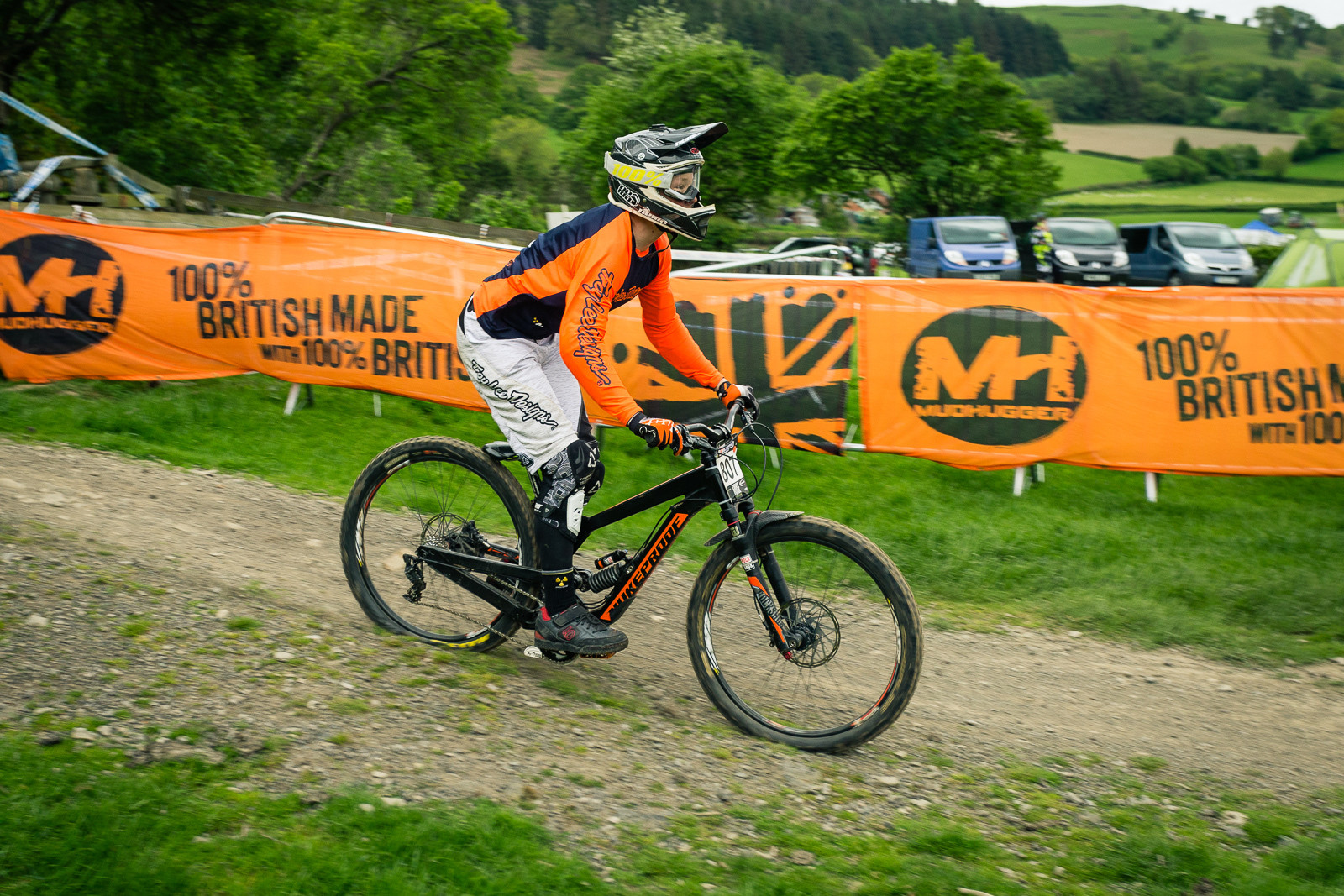 Nukeproof Pulse G-ed Out at Llangollen - G-Out Project - Llangollen BDS 2015 - Mountain Biking Pictures - Vital MTB