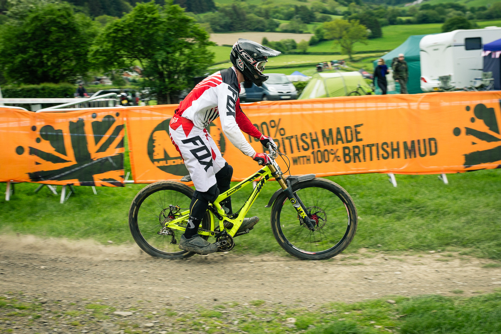 Banshee Legend G-ed Out at Llangollen - G-Out Project - Llangollen BDS 2015 - Mountain Biking Pictures - Vital MTB