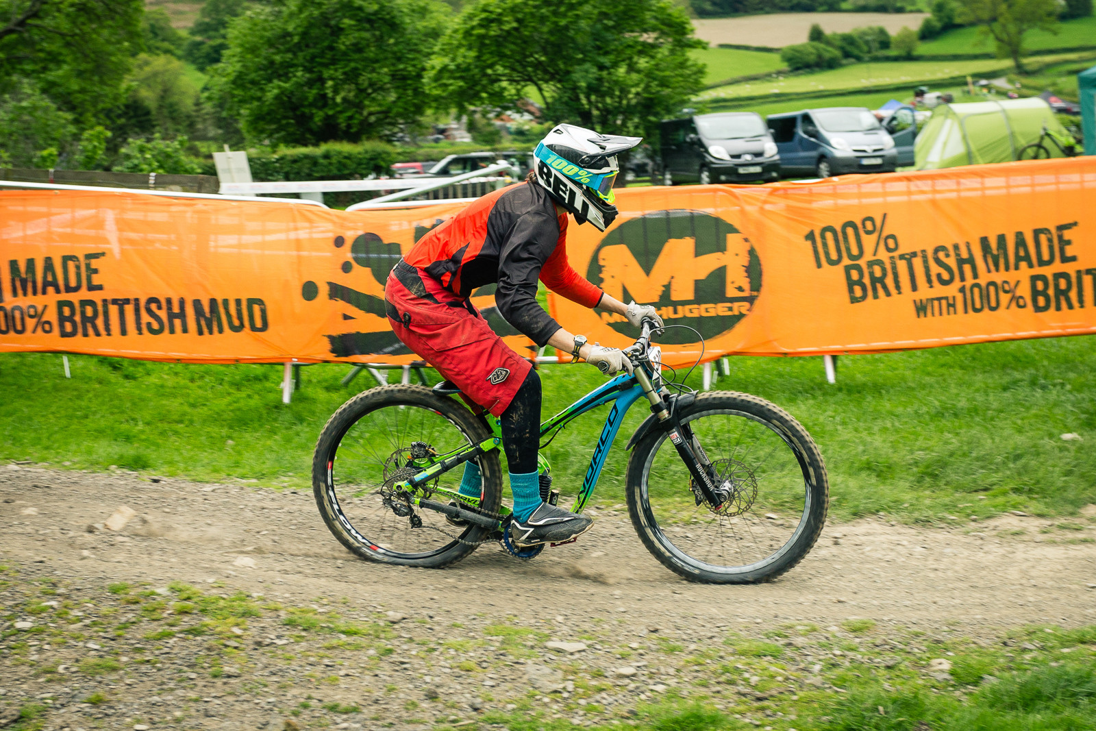 Norco Aurum G-ed Out at Llangollen - G-Out Project - Llangollen BDS 2015 - Mountain Biking Pictures - Vital MTB