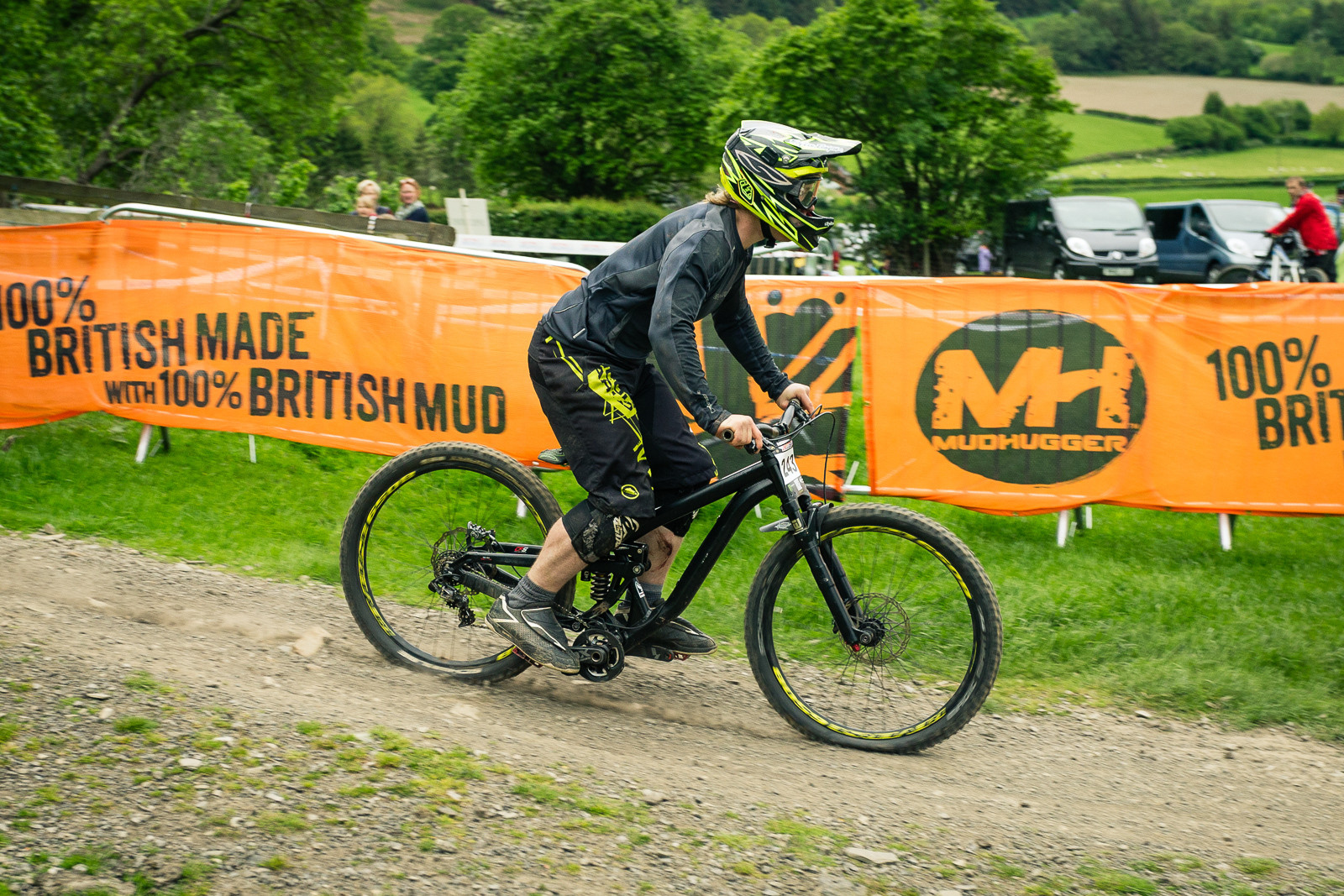 G Out at Llangollen - G-Out Project - Llangollen BDS 2015 - Mountain Biking Pictures - Vital MTB