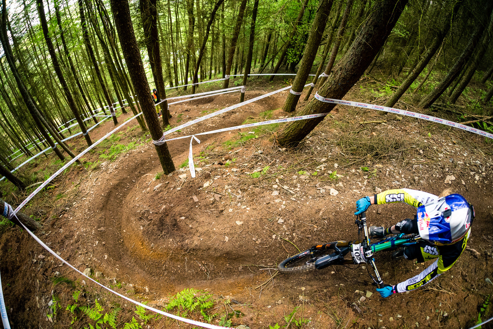 Rachel Atherton, BDS Llangollen - RACE REPORT - British Downhill Series Llangollen - Mountain Biking Pictures - Vital MTB