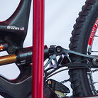Aaron Gwin's Specialized Demo Linkage