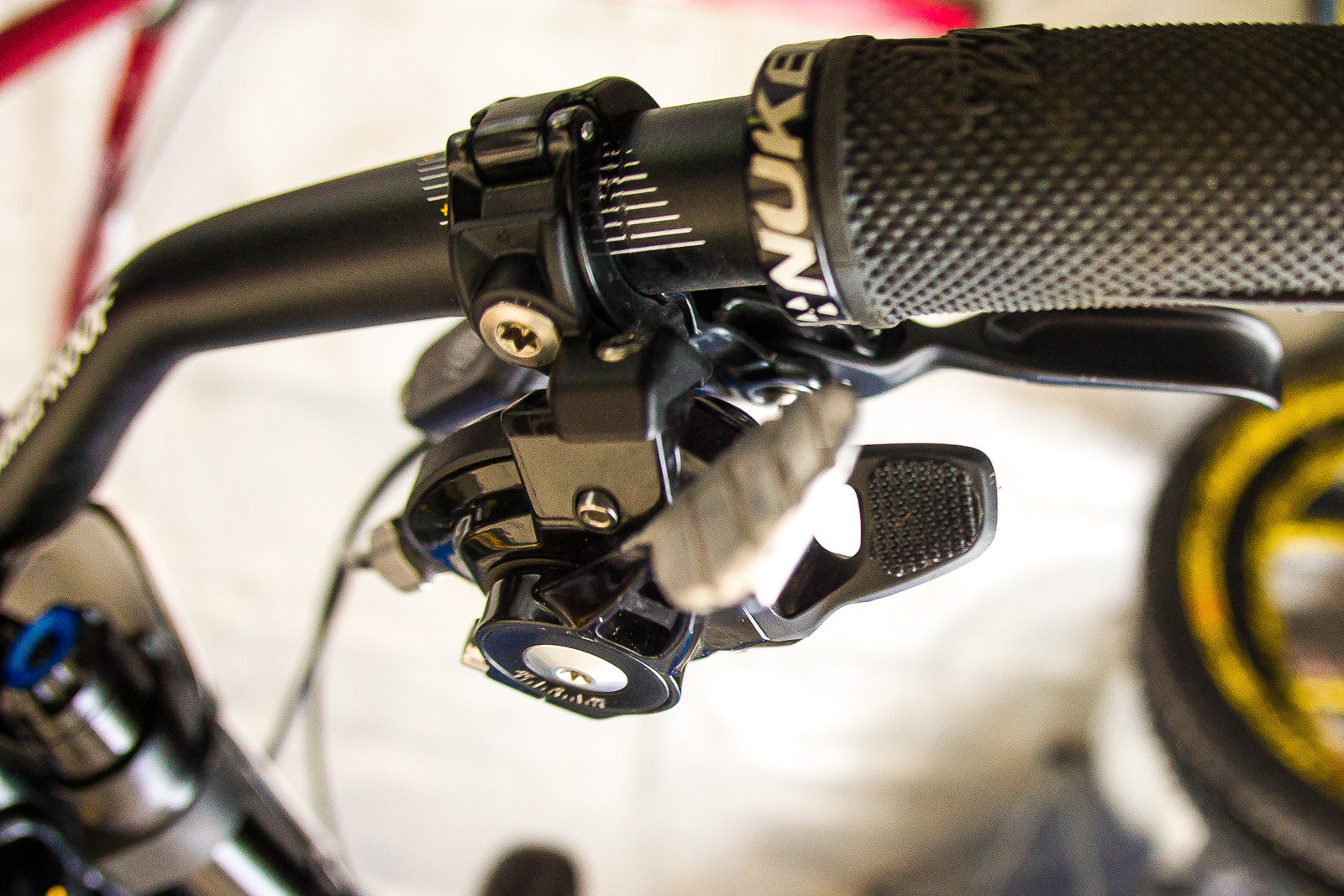 Team CRC / Paypal Bike Prep Radness - PIT BITS - Fort William World Cup 2015 - Mountain Biking Pictures - Vital MTB