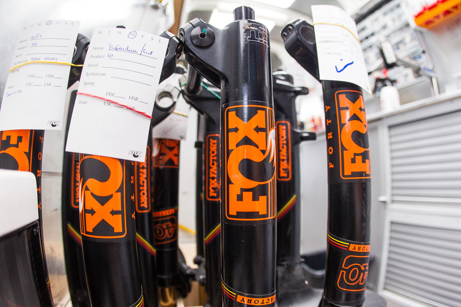 FOX Goods - PIT BITS - Leogang World Cup Downhill - Mountain Biking Pictures - Vital MTB