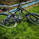 Prototype Carbon Rocky Mountain DH Bike
