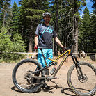 Brian Merritt with his Specialized Camber Expert EVO 29