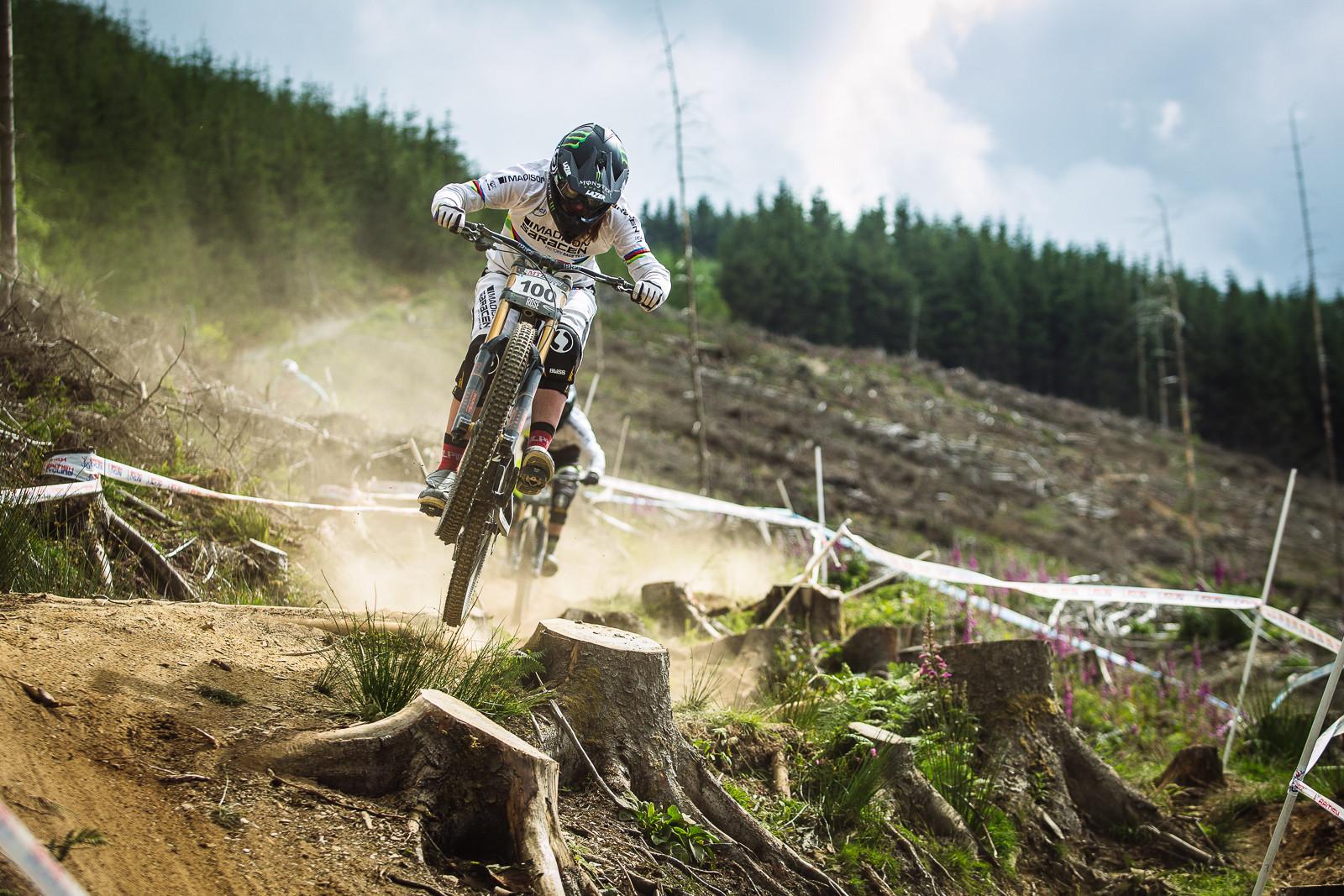 Manon Carpenter,  British DH Series, Bala - RACE REPORT - 2015 British Downhill Series Bala - Mountain Biking Pictures - Vital MTB