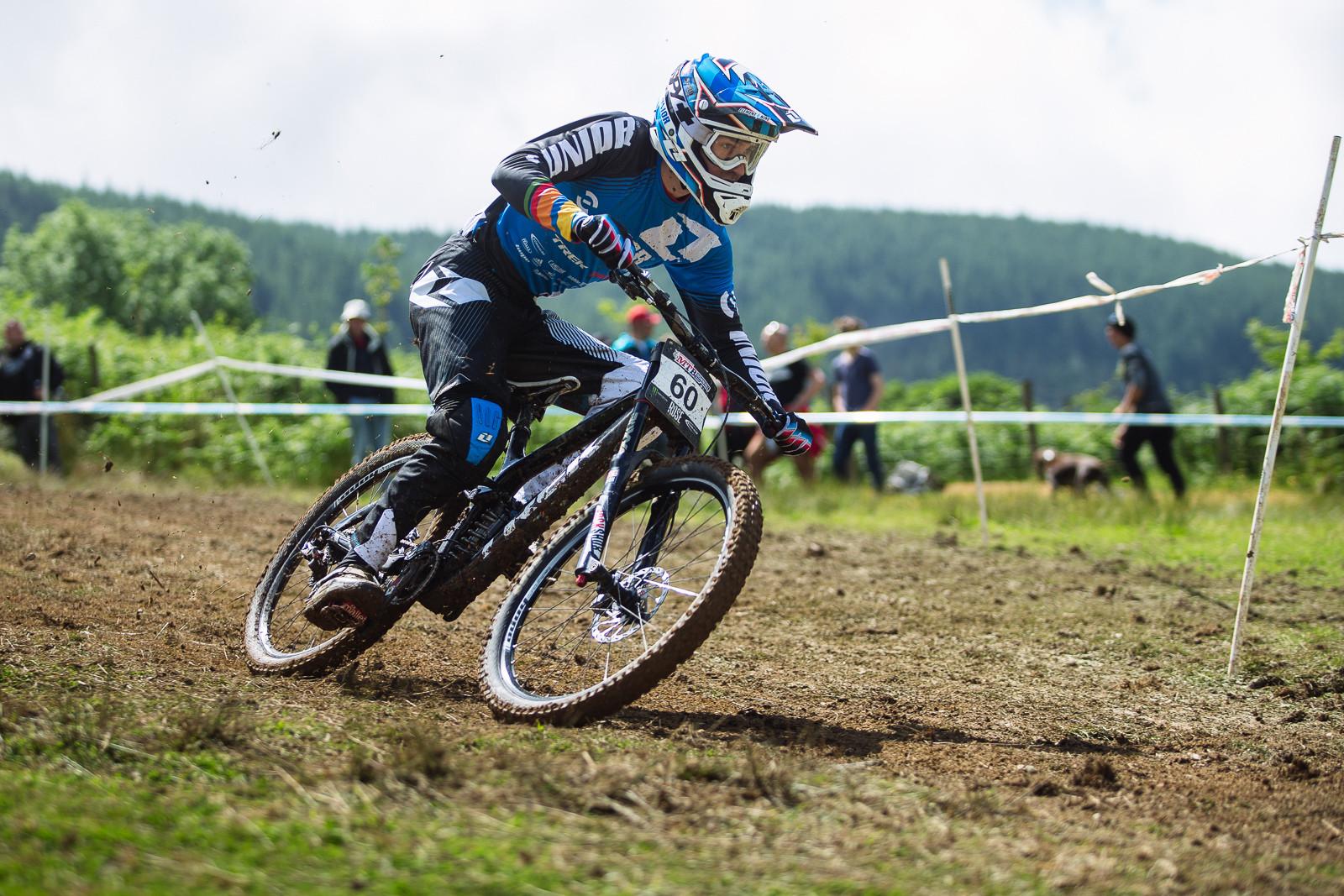 Reece Wilson, British DH Series, Bala - RACE REPORT - 2015 British Downhill Series Bala - Mountain Biking Pictures - Vital MTB