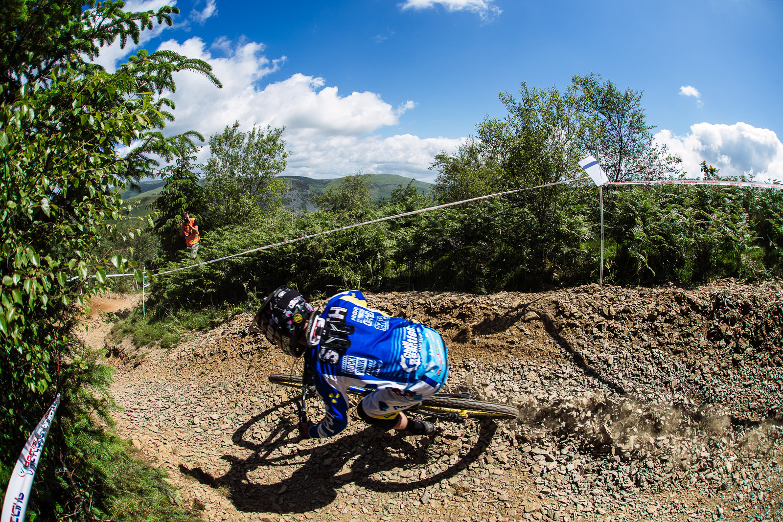 Joe Smith, Winner of the 2015 British DH Series, Bala - RACE REPORT - 2015 British Downhill Series Bala - Mountain Biking Pictures - Vital MTB