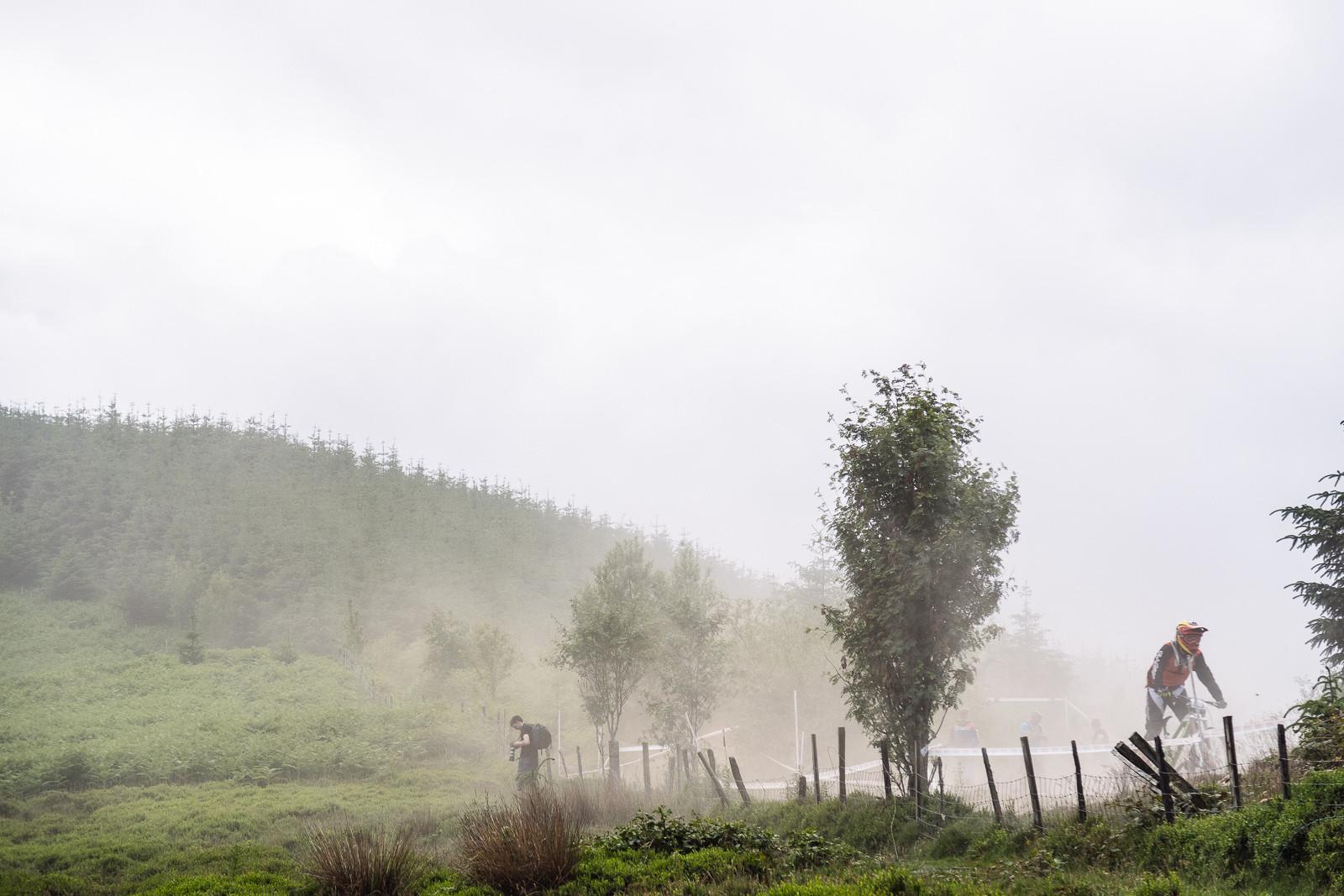 Dust Life 2.0, British DH Series, Bala - RACE REPORT - 2015 British Downhill Series Bala - Mountain Biking Pictures - Vital MTB