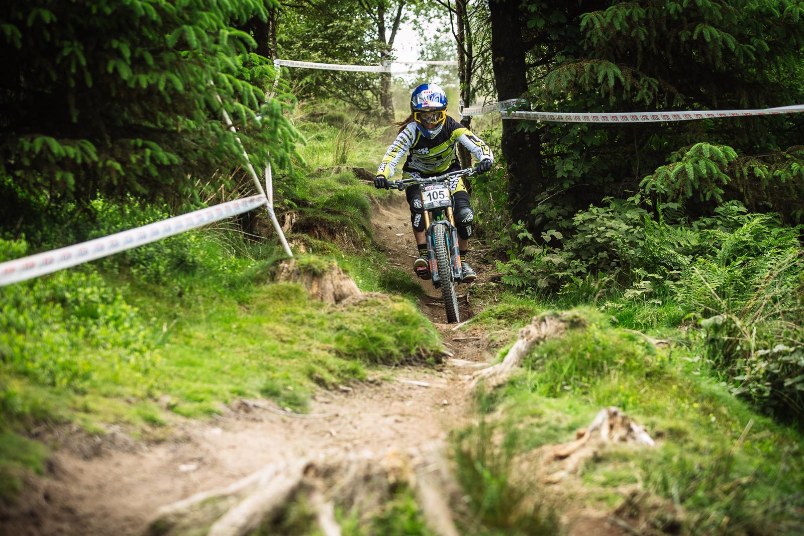 Rachel Atherton, 1st Place, British DH Series, Bala - RACE REPORT - 2015 British Downhill Series Bala - Mountain Biking Pictures - Vital MTB