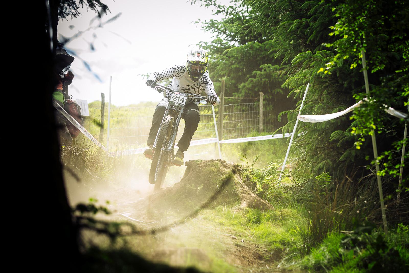 Perry Gardiner, British DH Series, Bala - RACE REPORT - 2015 British Downhill Series Bala - Mountain Biking Pictures - Vital MTB