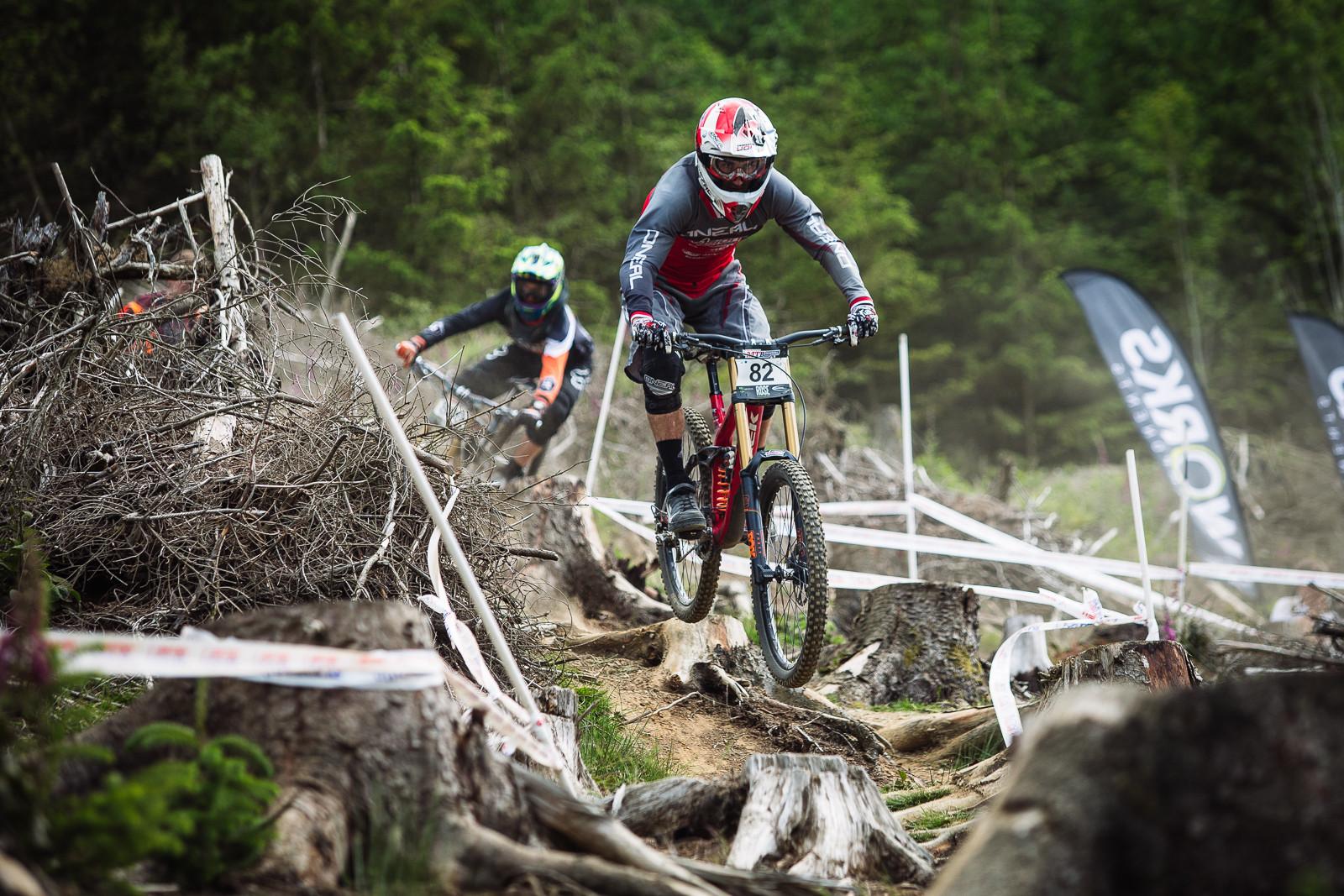 Jack Reading, British DH Series, Bala - RACE REPORT - 2015 British Downhill Series Bala - Mountain Biking Pictures - Vital MTB
