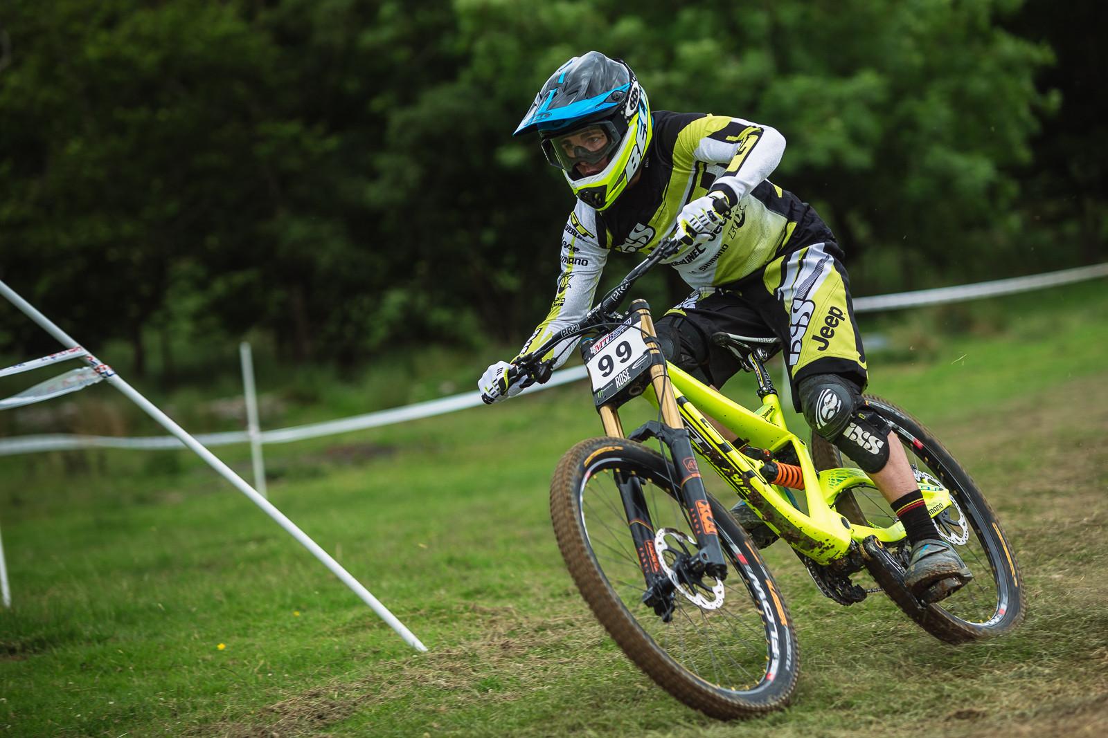 Taylor Vernon, British DH Series, Bala - RACE REPORT - 2015 British Downhill Series Bala - Mountain Biking Pictures - Vital MTB