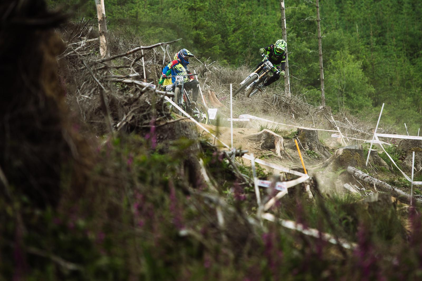 Kyle Hall, British DH Series, Bala - RACE REPORT - 2015 British Downhill Series Bala - Mountain Biking Pictures - Vital MTB