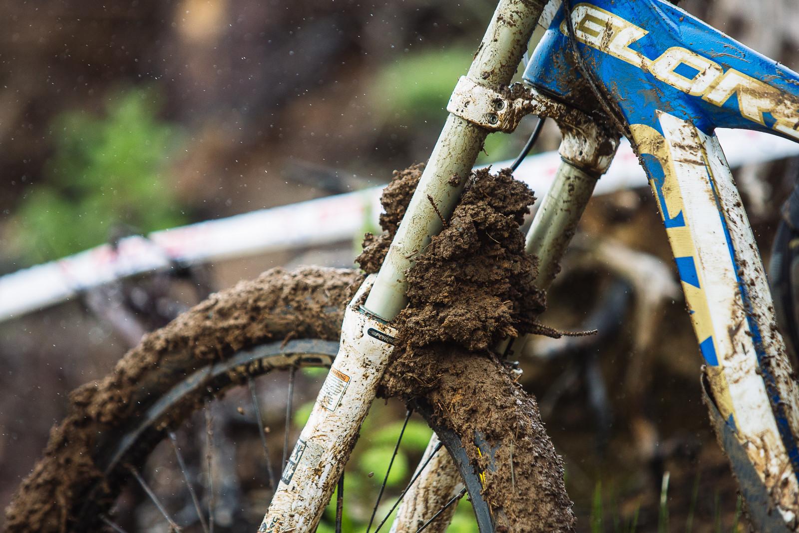 Thick Mud, British DH Series, Bala - RACE REPORT - 2015 British Downhill Series Bala - Mountain Biking Pictures - Vital MTB