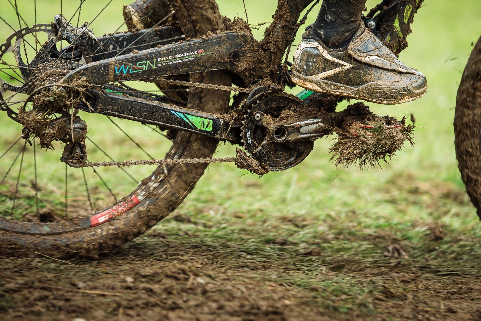 An Adventure in Conditions - British DH Series, Bala Race Report - RACE REPORT - 2015 British Downhill Series Bala - Mountain Biking Pictures - Vital MTB
