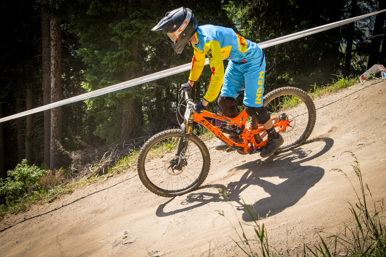 G-Out Project, Lenzerheide World Cup, Intense 951 EVO - G-Out Project - Lenzerheide World Cup - Mountain Biking Pictures - Vital MTB