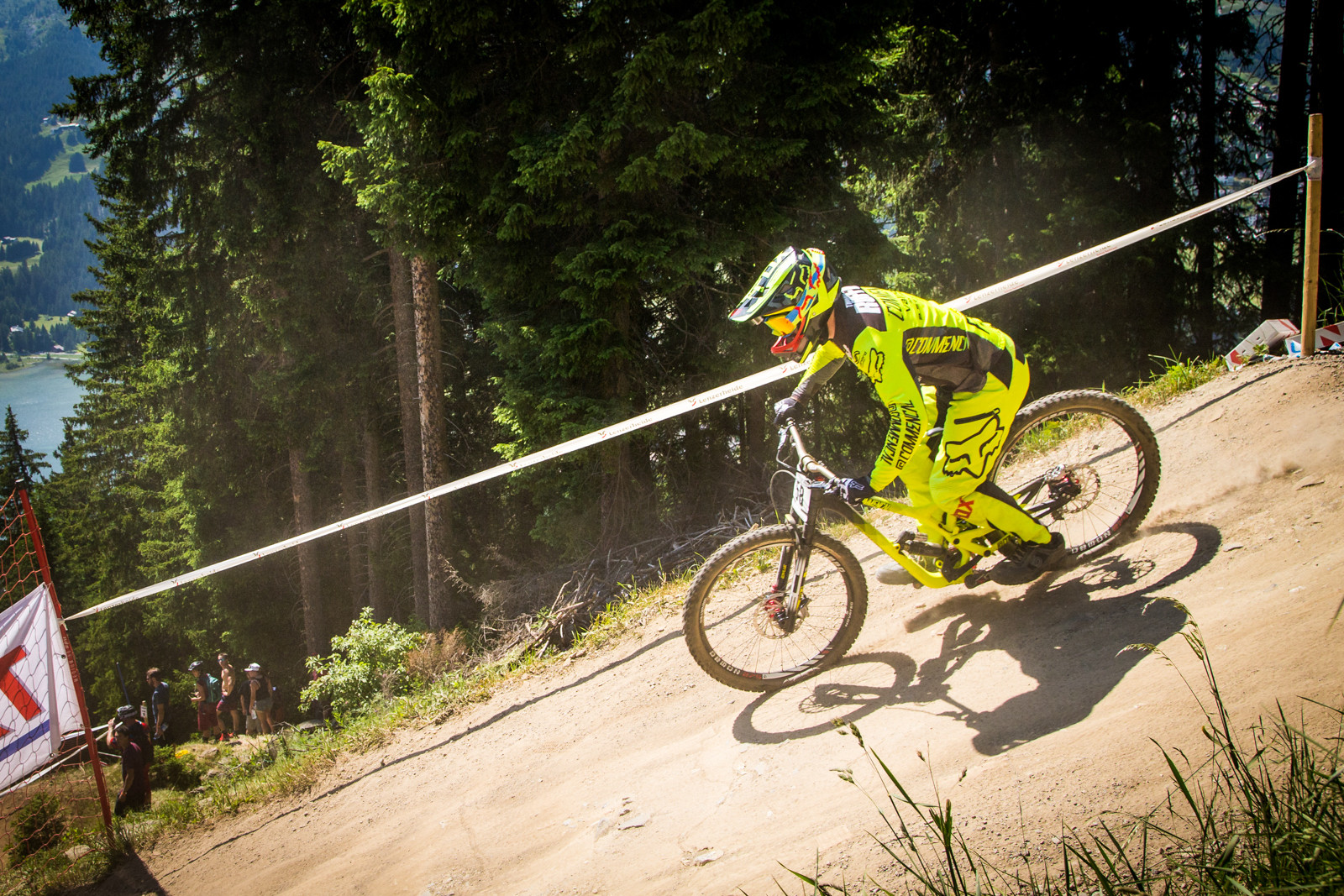 Thibaut Ruffin, G-Out Project, Lenzerheide World Cup - G-Out Project - Lenzerheide World Cup - Mountain Biking Pictures - Vital MTB