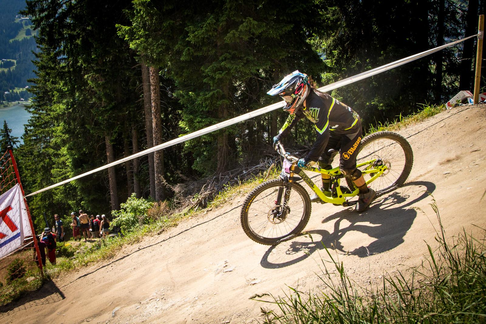 G-Out Project, Lenzerheide World Cup, Commencal Supreme DH - G-Out Project - Lenzerheide World Cup - Mountain Biking Pictures - Vital MTB