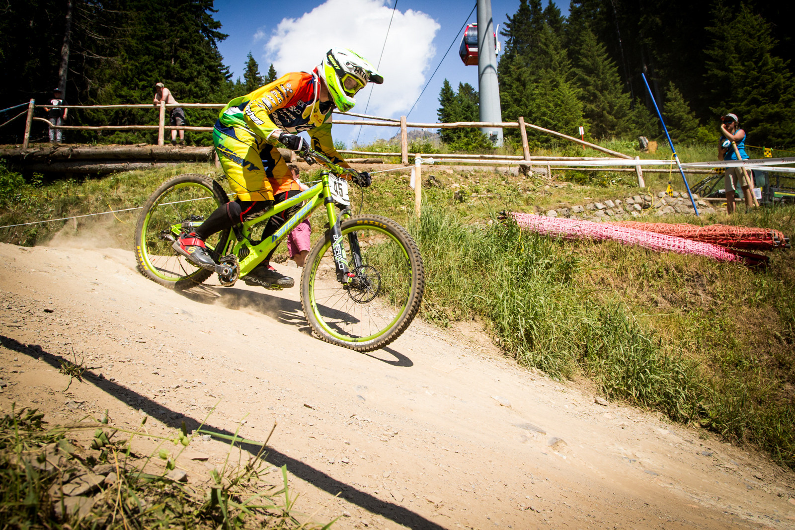 G-Out Project, Lenzerheide World Cup, Banshee - G-Out Project - Lenzerheide World Cup - Mountain Biking Pictures - Vital MTB