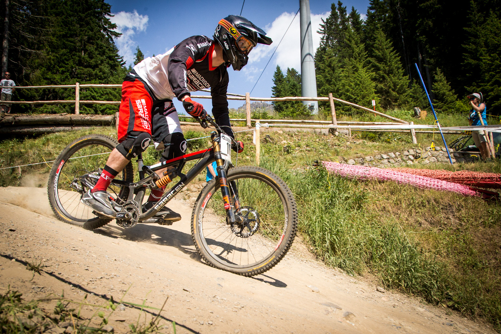 G-Out Project, Lenzerheide World Cup, Matt Simmonds - G-Out Project - Lenzerheide World Cup - Mountain Biking Pictures - Vital MTB