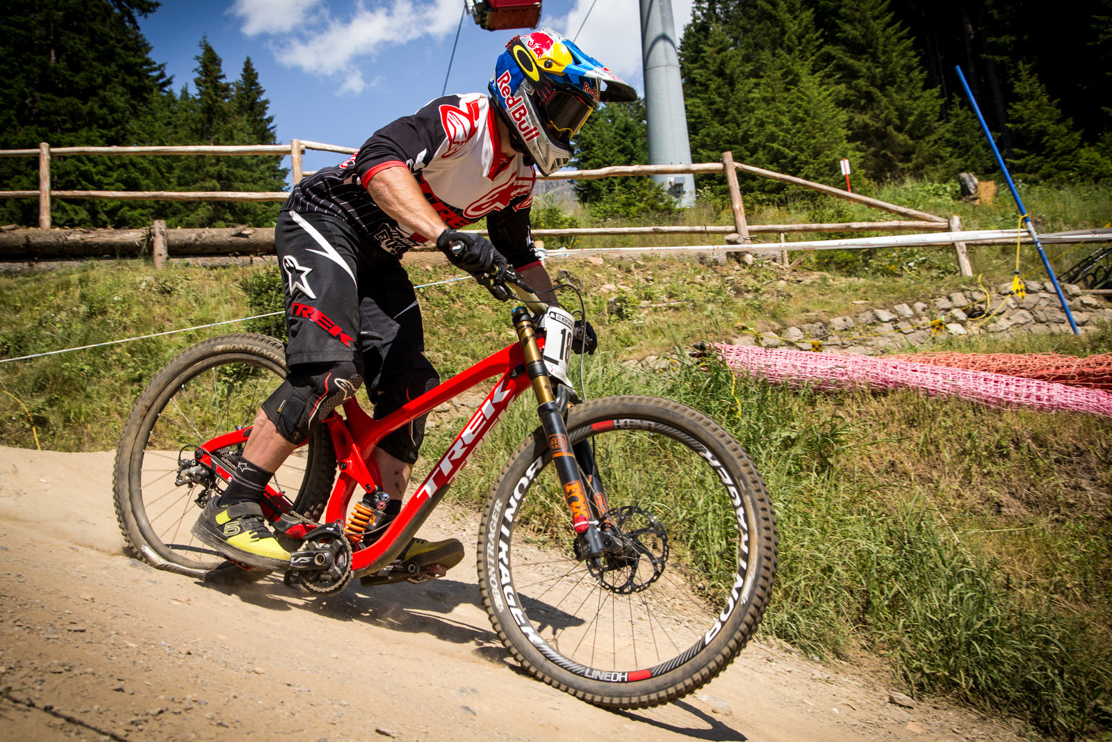 G-Out Project, Lenzerheide World Cup - Brook MacDonald - G-Out Project - Lenzerheide World Cup - Mountain Biking Pictures - Vital MTB