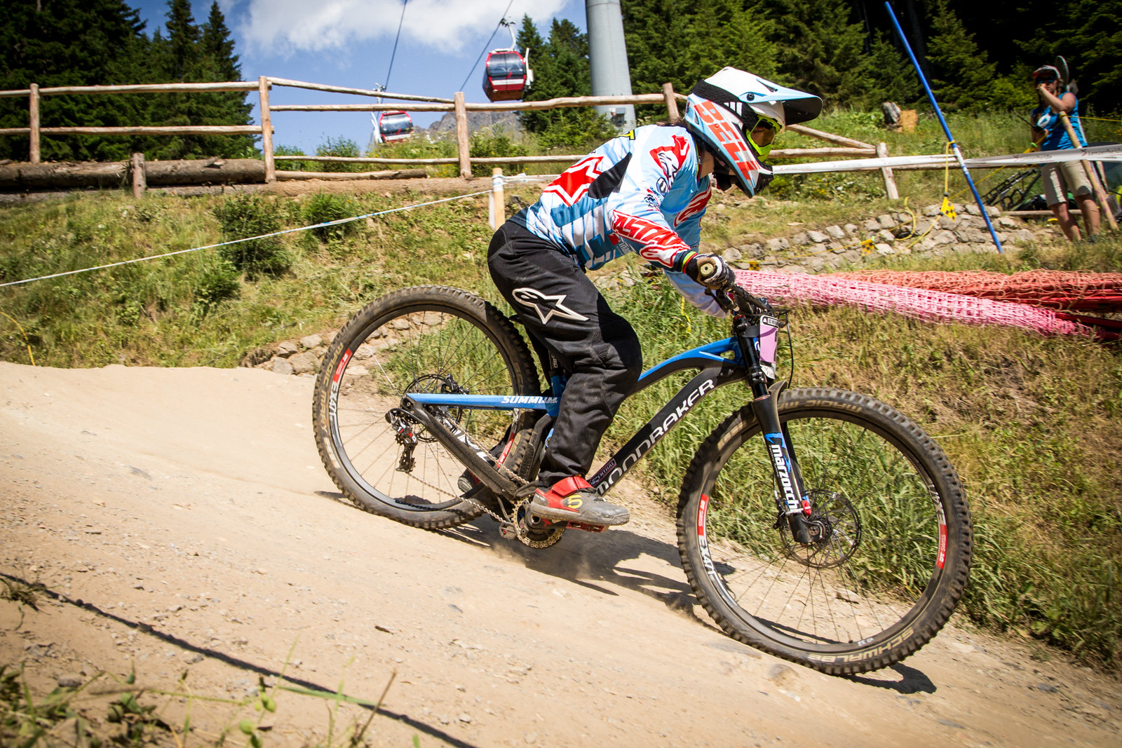 Emmeline Ragot, G-Out Project, Lenzerheide World Cup - G-Out Project - Lenzerheide World Cup - Mountain Biking Pictures - Vital MTB