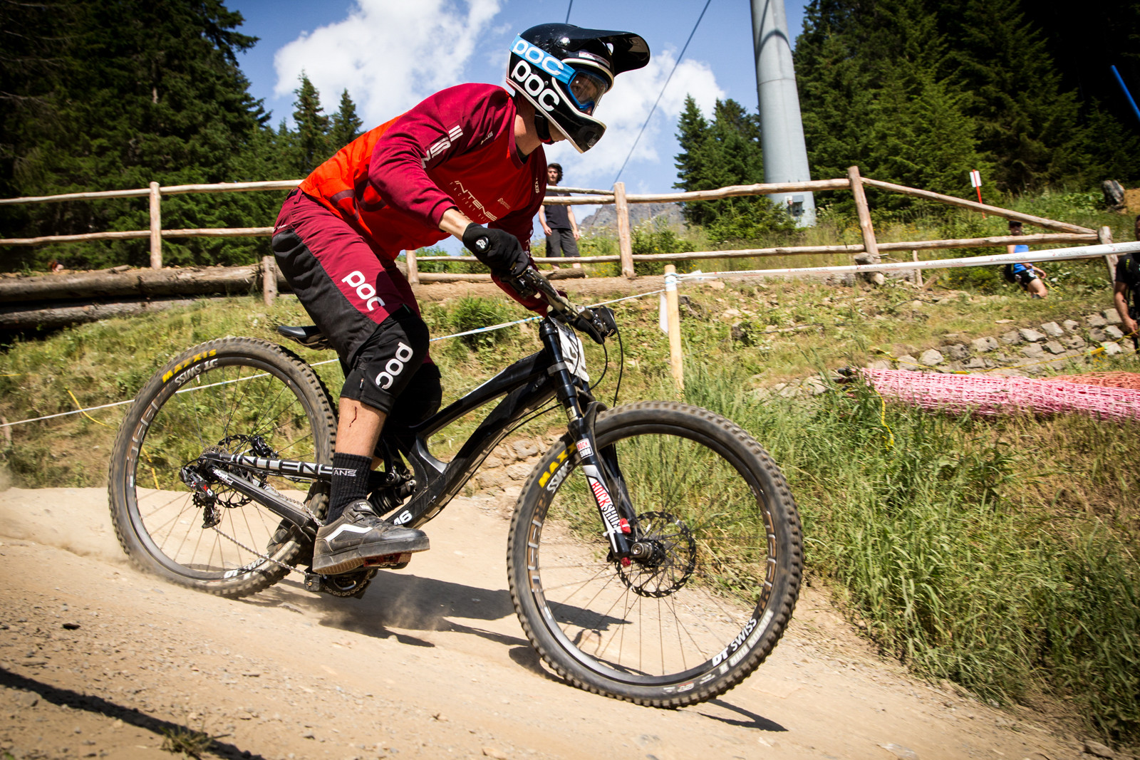 G-Out Project, Lenzerheide World Cup, Intense - G-Out Project - Lenzerheide World Cup - Mountain Biking Pictures - Vital MTB