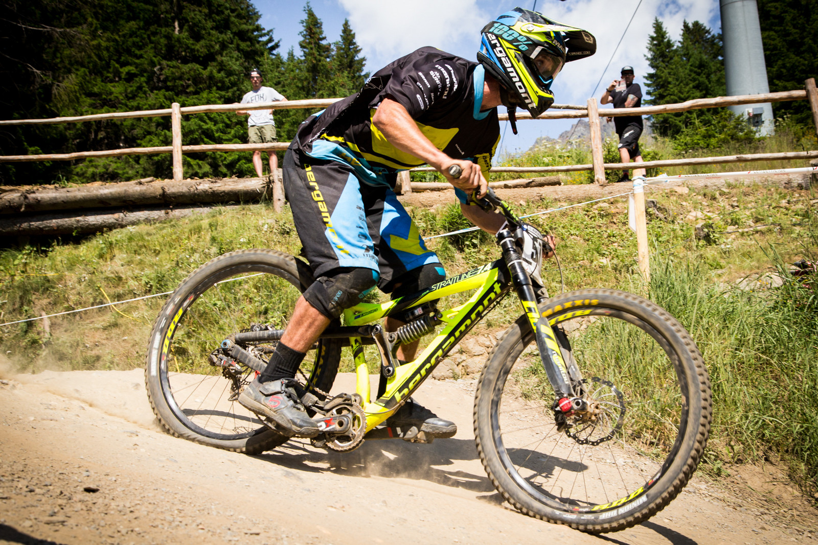 Eddie Masters, G-Out Project, Lenzerheide World Cup - G-Out Project - Lenzerheide World Cup - Mountain Biking Pictures - Vital MTB