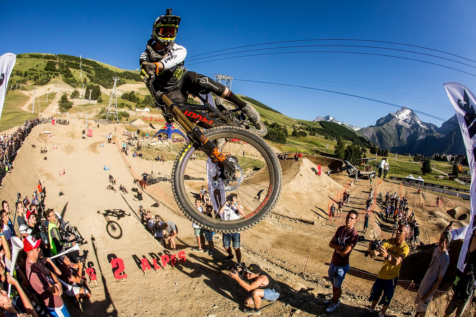 Bernard Kerr, Whip Off European Champs, Crankworx L2A - Whip Off European Champs, Crankworx L2A - Mountain Biking Pictures - Vital MTB