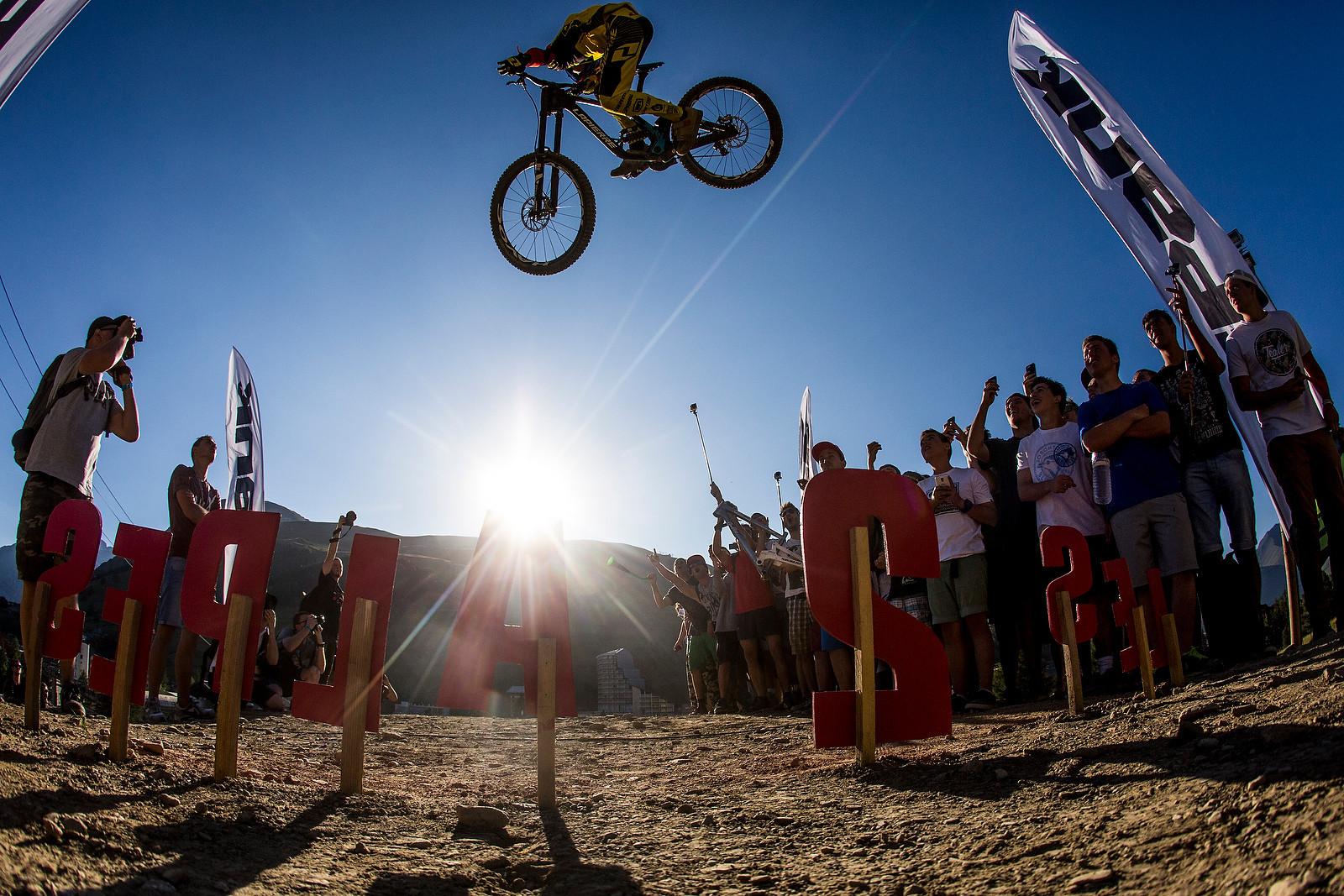 Finn Iles, Whip Off European Champs, Crankworx L2A - Whip Off European Champs, Crankworx L2A - Mountain Biking Pictures - Vital MTB
