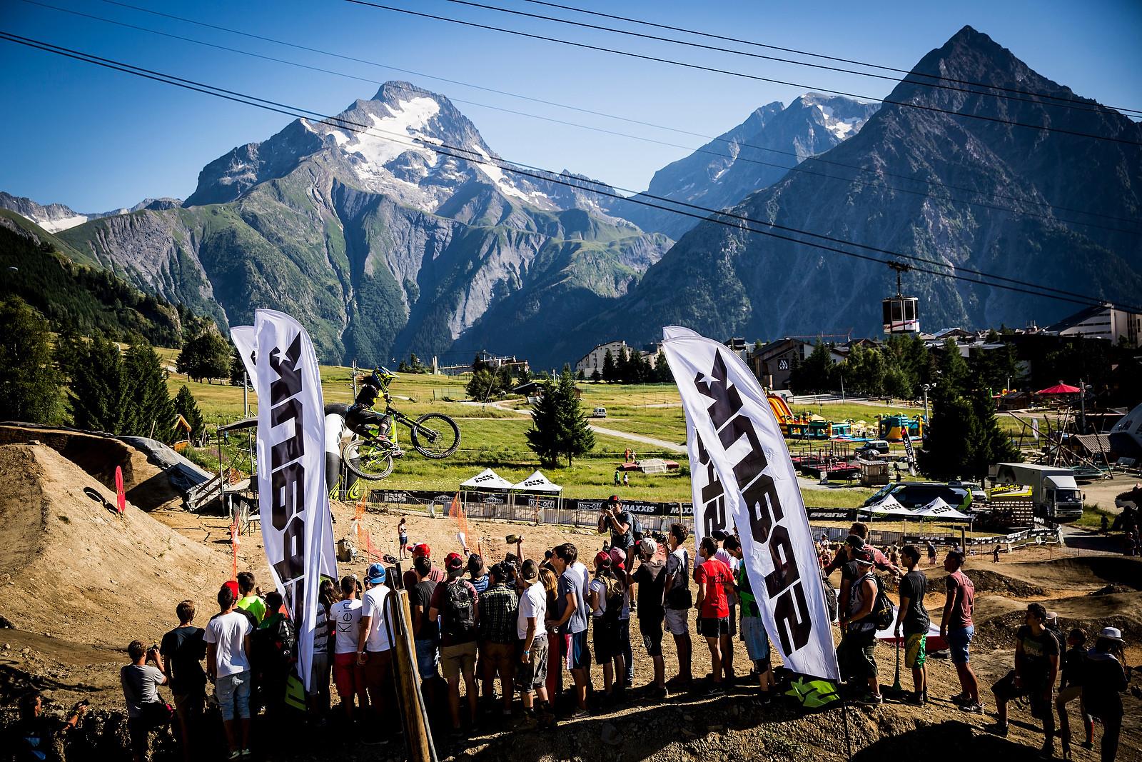 Casey Brown, Whip Off European Champs, Crankworx L2A - Whip Off European Champs, Crankworx L2A - Mountain Biking Pictures - Vital MTB