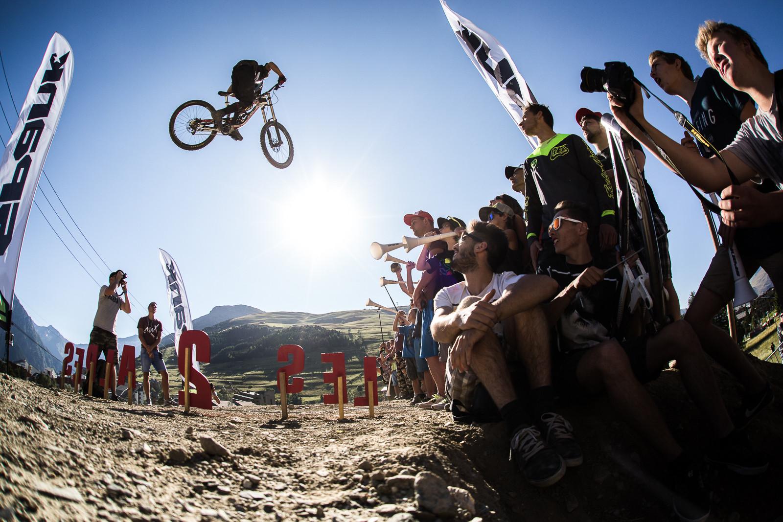 Big Bike Blasting, Whip Off European Champs, Crankworx L2A - Whip Off European Champs, Crankworx L2A - Mountain Biking Pictures - Vital MTB