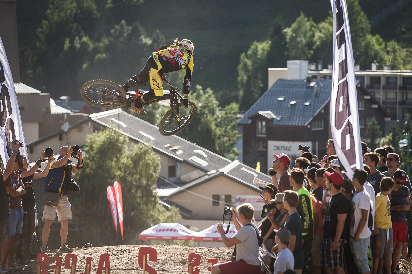 Remy Morton, Whip Off European Champs, Crankworx L2A - Whip Off European Champs, Crankworx L2A - Mountain Biking Pictures - Vital MTB