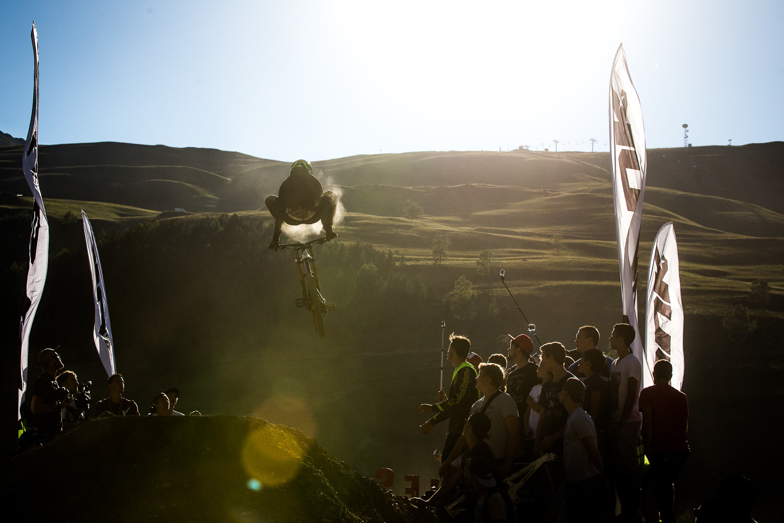 Heelclicker Dust, Whip Off European Champs, Crankworx L2A - Whip Off European Champs, Crankworx L2A - Mountain Biking Pictures - Vital MTB
