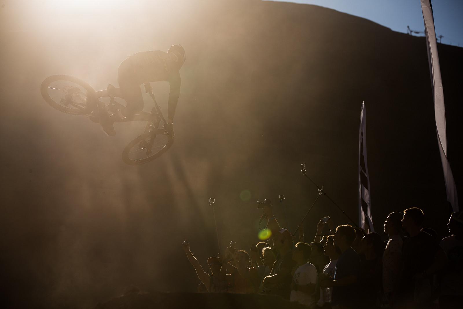 Bernard Kerr, Whip Off European Champs, Crankworx L2A - Whip Off European Champs, Crankworx L2A - Mountain Biking Pictures - Vital MTB