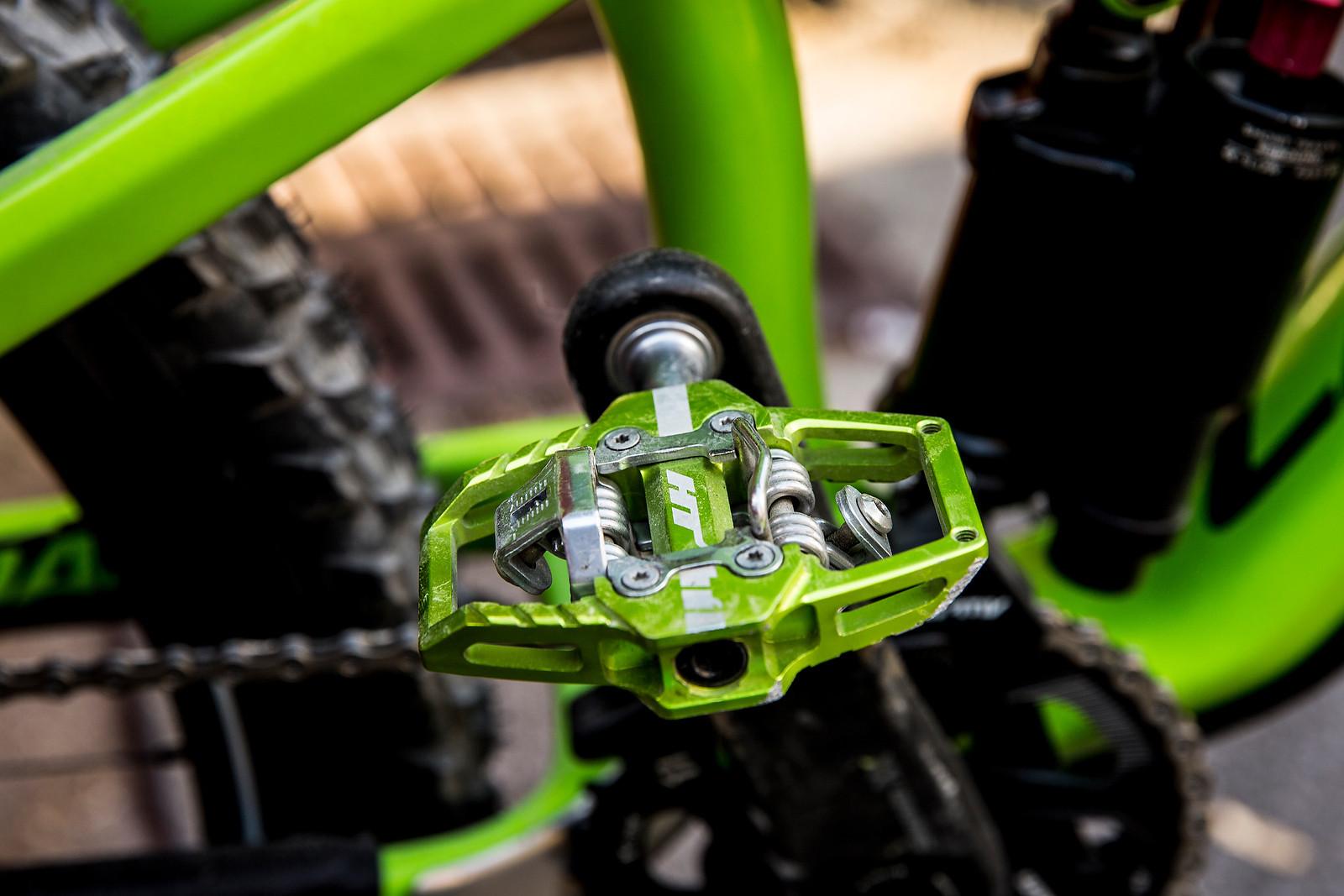 Jerome Clementz S Ht Pedals Pit Bits Enduro World