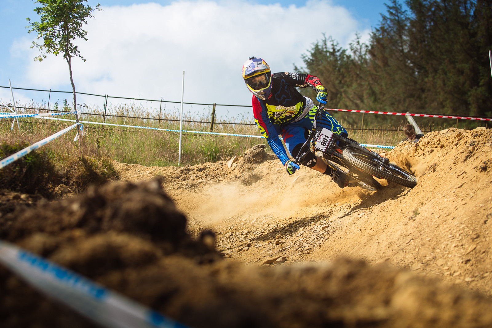 Kye Forte - 2015 British National Champs Downhill - 2015 British National Champs Downhill Photos - Mountain Biking Pictures - Vital MTB