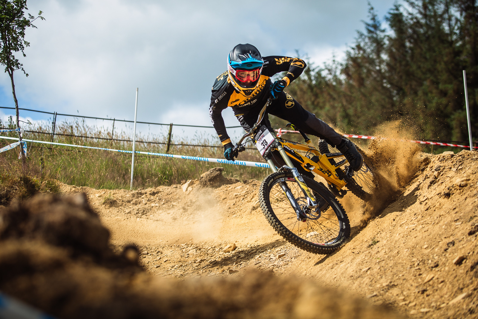 Phil Atwill - 2015 British National Champs Downhill - 2015 British National Champs Downhill Photos - Mountain Biking Pictures - Vital MTB
