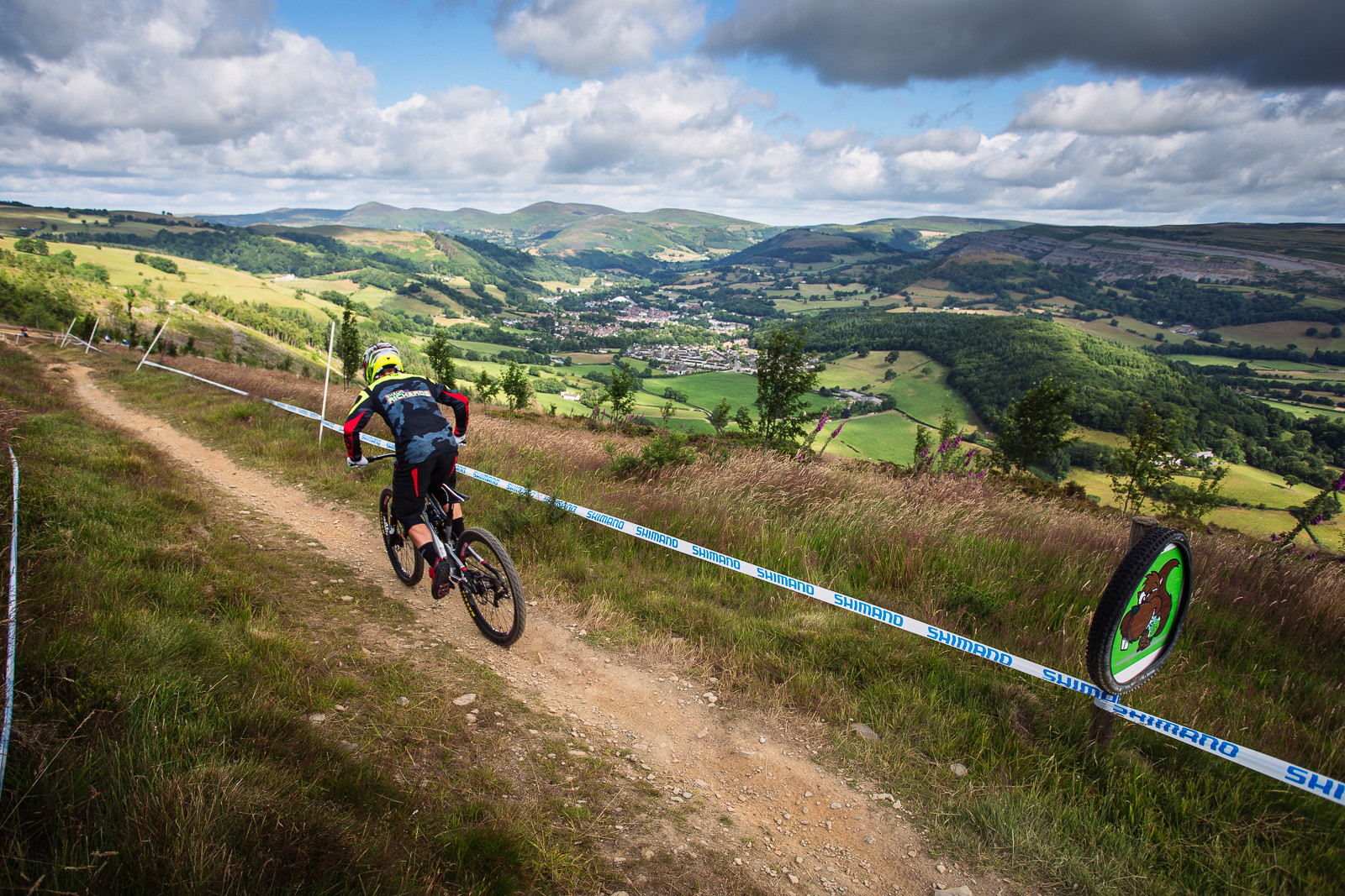 2015 British National Champs Downhill - 2015 British National Champs Downhill Photos - Mountain Biking Pictures - Vital MTB