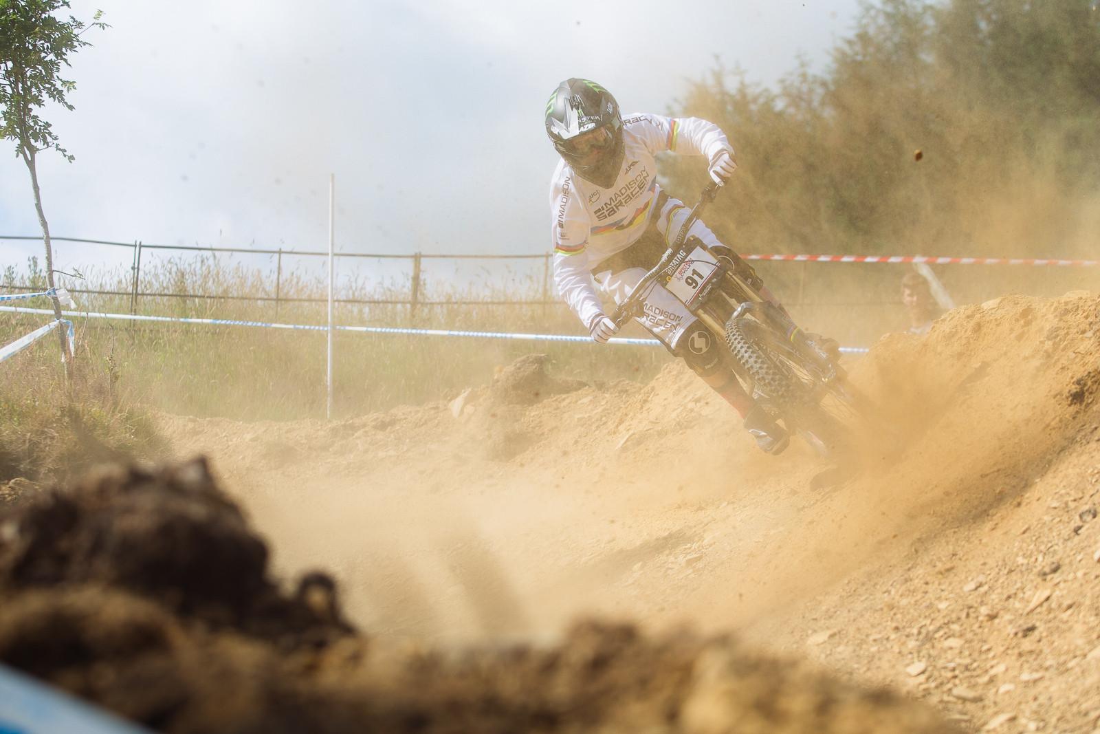 Manon Carpenter - 2015 British National Champs Downhill - 2015 British National Champs Downhill Photos - Mountain Biking Pictures - Vital MTB