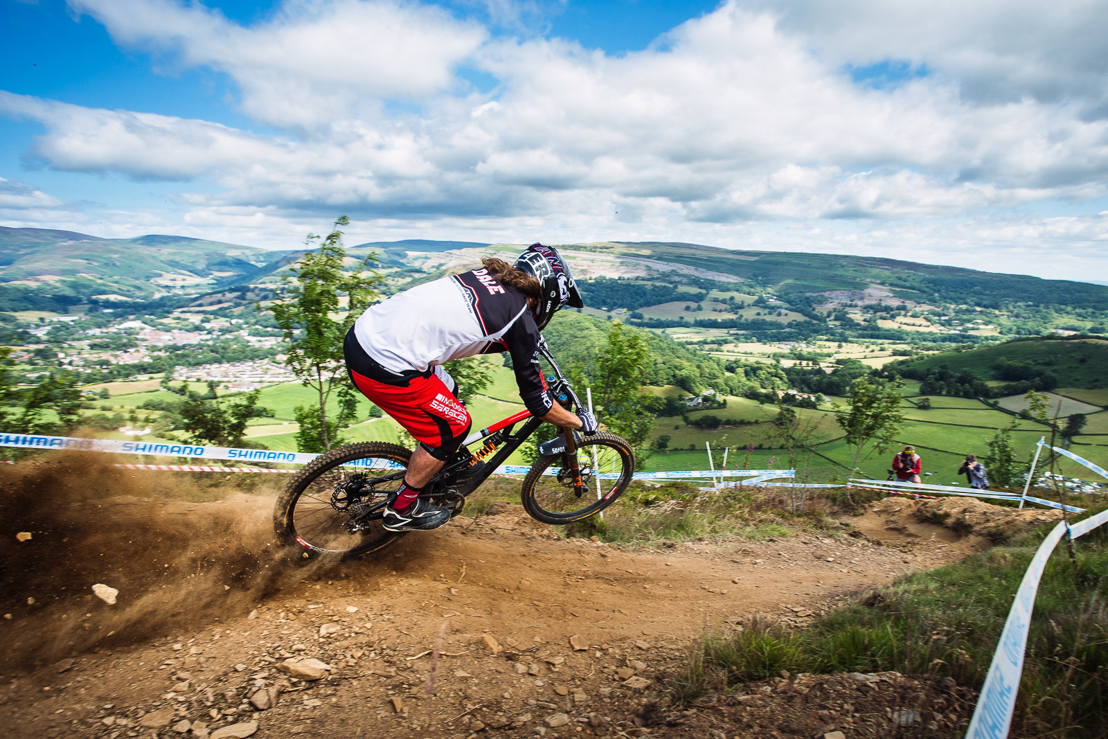 Sam Dale - 2015 British National Champs Downhill - 2015 British National Champs Downhill Photos - Mountain Biking Pictures - Vital MTB