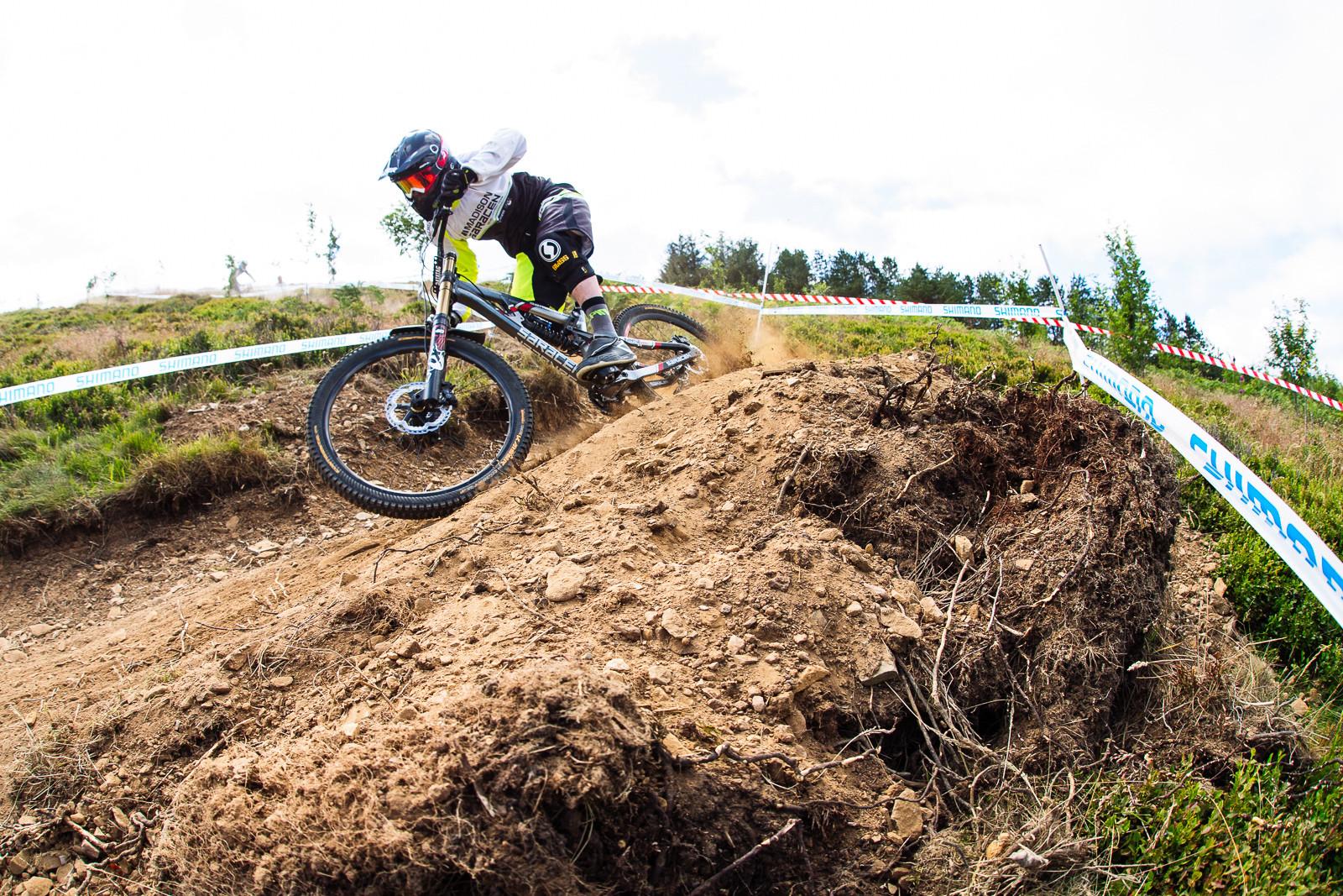 Matt Walker - 2015 British National Champs Downhill - 2015 British National Champs Downhill Photos - Mountain Biking Pictures - Vital MTB