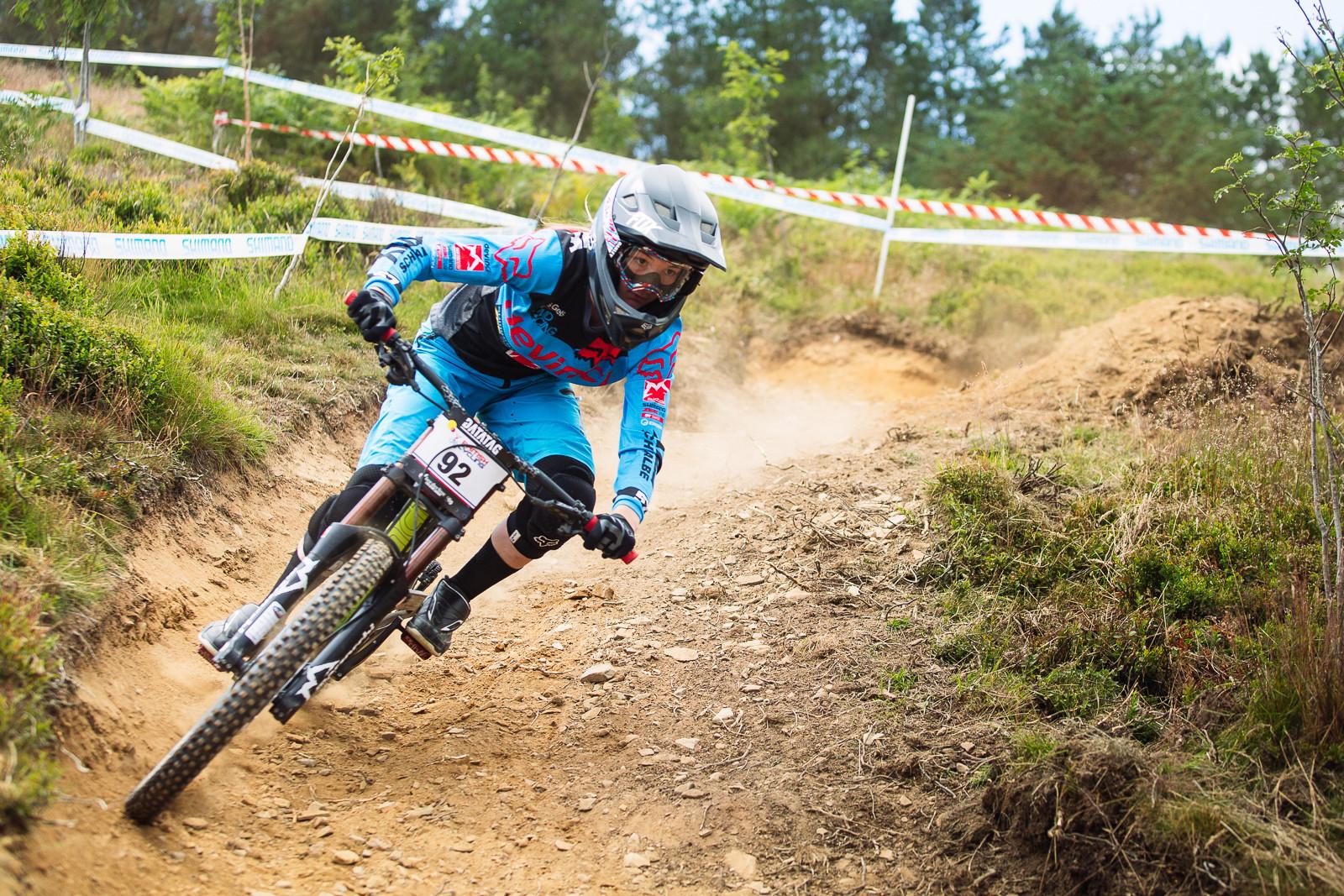 Tahnee Seagrave - 2015 British National Champs Downhill - 2015 British National Champs Downhill Photos - Mountain Biking Pictures - Vital MTB