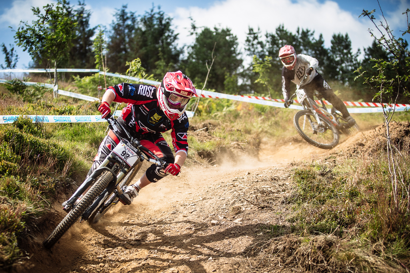 Katy Curd - 2015 British National Champs Downhill - 2015 British National Champs Downhill Photos - Mountain Biking Pictures - Vital MTB
