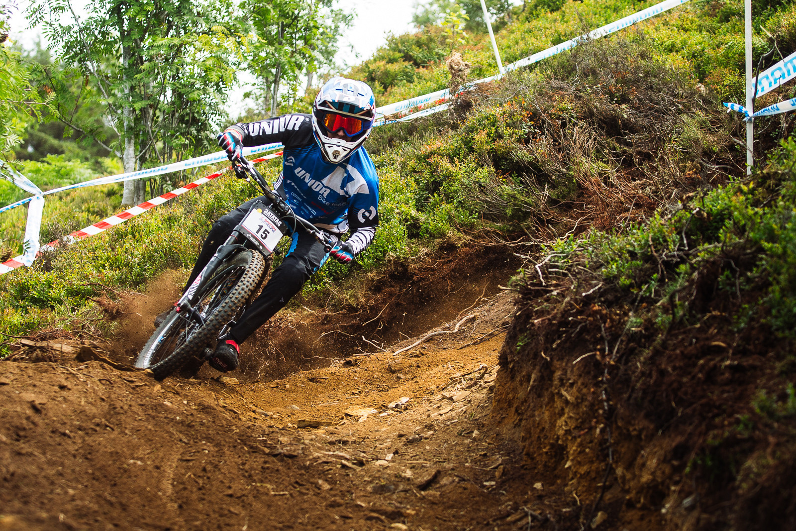 Reece Wilson - 2015 British National Champs Downhill - 2015 British National Champs Downhill Photos - Mountain Biking Pictures - Vital MTB